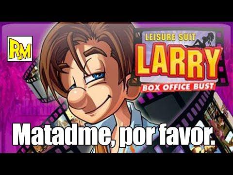 Retromierdas #97: Leisure Suit Larry: Box Office Bust
