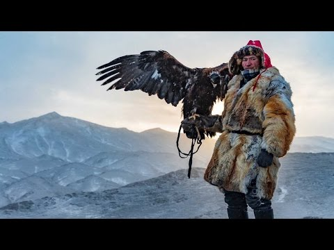 The Ancient Practice of Mongolian Eagle Hunting | The Red Bulletin Presents