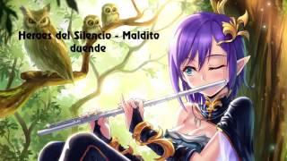 Nightcore Heroes del silencio - Maldito Duende