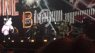 5 seconds of summer - hey everybody live