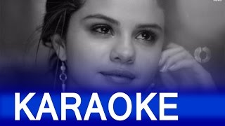 Selena Gomez – The Heart Wants What It Wants Lyrics Instrumental Karaoke