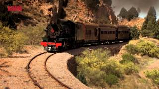Chris Tarrant's Extreme Railways - Australia's Outback Railway