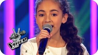 Tori Kelly - Paper Hearts (Hala) | Halbfinale | The Voice Kids 2016 | SAT.1