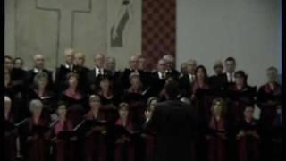 """Orfeão da Santa Casa da Misericórdia de Ílhavo.  """"Canção de Ílhavo"""""""