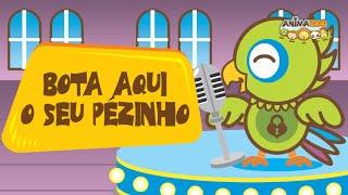 Canções Infantis - Animazoo - Bota aqui o seu pezinho