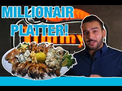مطعم ربيان جيميز |   Review Jimmy Killer prawns