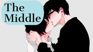 Nightcore - The Middle (Male Version)