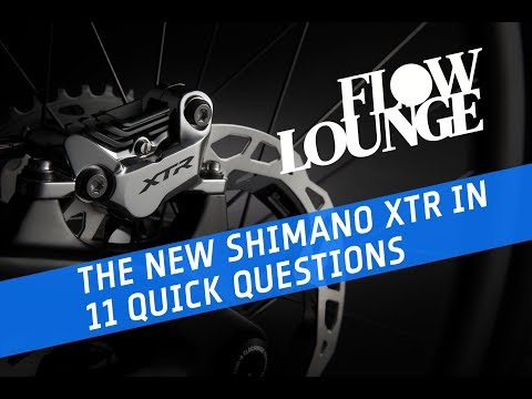Shimano's New XTR Explained in 11 Easy Questions - Flow Mountain Bike