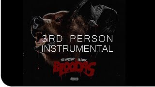 "Tee Grizzley & Lil Durk ""3rd Person"" (Instrumental) reprod. by TeeOnTheBeat"
