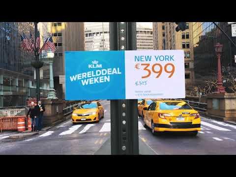 Werelddeal Weken 2018 New York