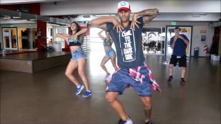 Subeme La radio - Enrique Iglesias (Coreografia, Jlc Stay Fit)