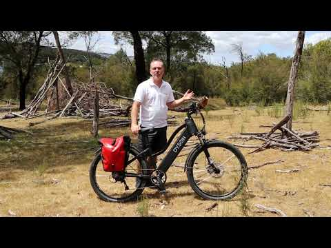 Dyson Bikes RTC Overview | Electric Bikes Brisbane