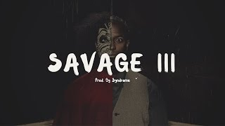 Tech N9ne Type Beat / Savage III (Prod. By Syndrome)