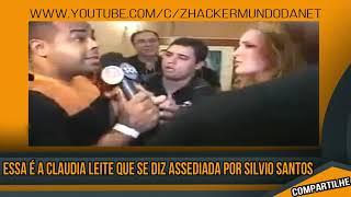 Essa é a Claudia Leite que se diz assediada por Silvio Santos