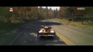 DiRT3 Trailblazer Control