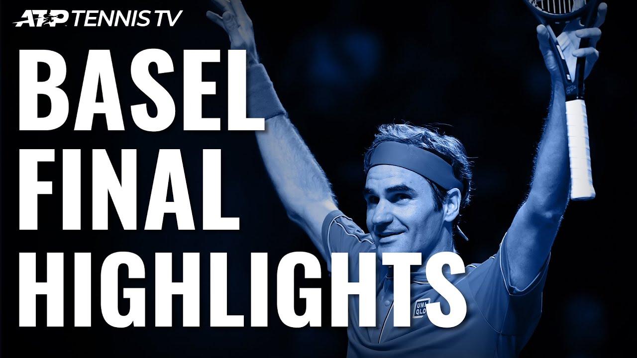 Roger Federer claims 10th Basel Title