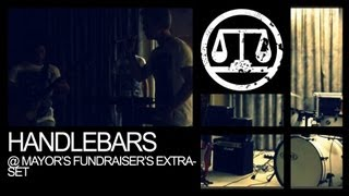 Handlebars (Flobots Cover) LIVE @ MAYOR'S FUND. (EXTRA)