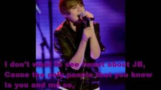 Kiss And Tell By Justin Bieber With Lyrics