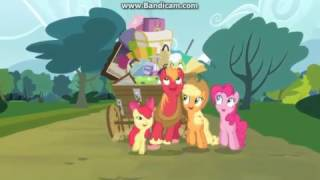 [Malay] My Little Pony | Apples To The Core