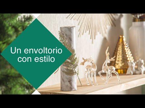 Papel de regalo con estilo – LEROY MERLIN
