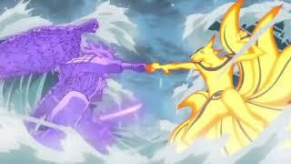 Naruto [AMV] - Naruto vs Sasuke (Courtesy Call)