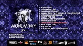 JRX - John Dillinger ft. DJ Simple (Prod. Kosaaa) [9/12]