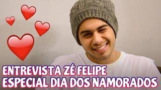 Zé Felipe conta como seria seu dia dos namorados ideal!