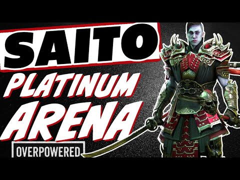 Saito is a Duchess killer! Plat plays, clan boss talk & endgame runs Raid Shadow Legends