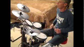 The Vines, Get Free - Drum Cover by DaddyDrums1
