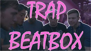 Beatboxing At The Pink Trap House   Feat. Napom And Gene