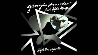 "Giorgio Moroder - ""Right Here, Right Now"" feat. Kylie Minogue (Official Audio)"