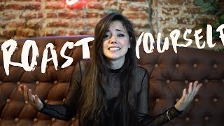 Roast Yourself Challenge | Claudia Ayuso