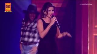 Paula Fernandes - Piração - Prêmio Multishow 2016