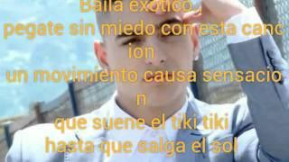 """""""EL TIKI"""" maluma (letra)"""