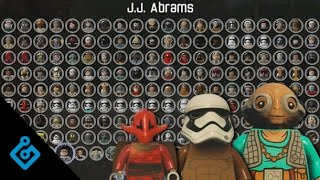 Lego Star Wars: The Force Awakens - All 200+ Characters Revealed