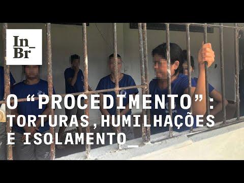 """Torturas, humilhações e isolamento: ouça o relato das mulheres presas do CRF sobre o """"procedimento"""""""
