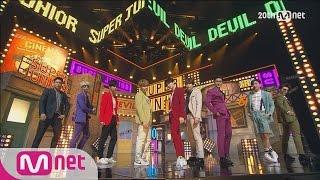 Super Junior(슈퍼주니어) - 'Devil' il′ M COUNTDOWN 150716 COMEBACK Stage Ep.433