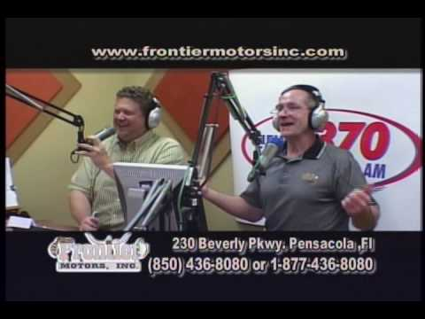 Frontier Motors TV Show March 15 2010 Part Three