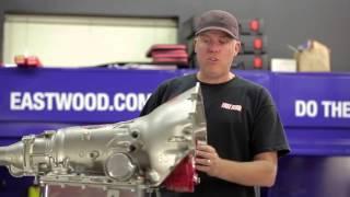 Hot Rod Garage's Gearstar Performance Transmission 4L60E Installation