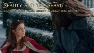 Beauty and the Beast - Something There (Italian Version) - Male Part/Sing With Me
