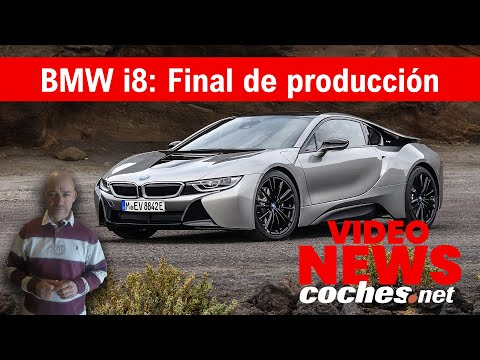 BMW i8: Final de producción | coches.net