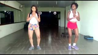 Perdendo a Linha - MC Pocahontas (coreografia)