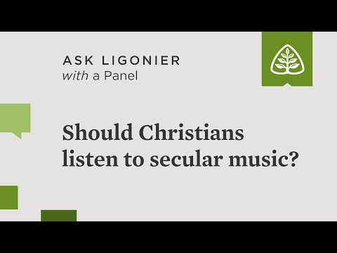 Should Christians listen to secular music?