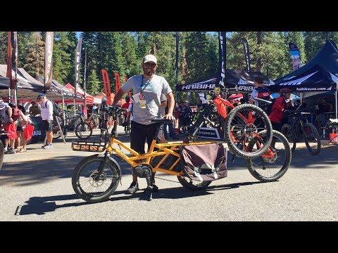 2018 Interbike Updates - Outdoor Demo Day at Northstar