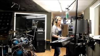 """Sarah SCHWAB (16 ans) chante """"Trouver les mots"""" - Olympe (Studio Cover)"""