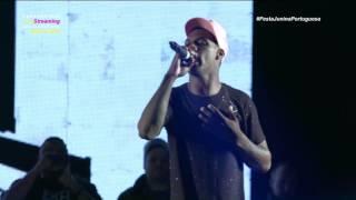 Transmissão Live Festa Junina da Portuguesa,Mc Kekel, Conheci a liberdade nunca mais vou me perde