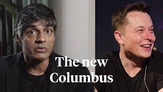 Elon Musk and Jeff Bezos are the new Christopher Columbus   Raj Patel