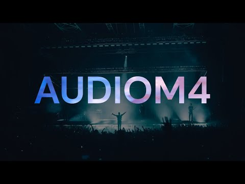 Mobirise Music Website Template | AudioM4