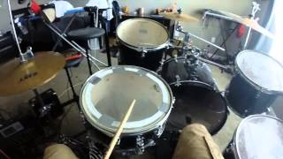 Drum Cover- War by Hypnotic Brass Ensemble