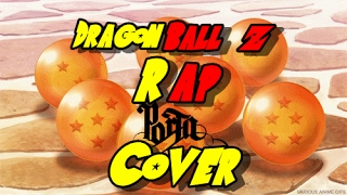 DRAGON BALL RAP-PORTA-COVER-HYRULESTATION-RAP TRIBUTO